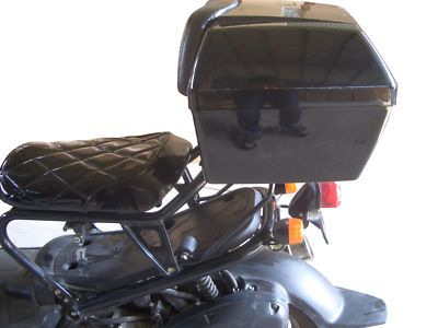 Honda Ruckus Zoomer Scooter Zm2005 Nps 50 Trunk Rack Hp