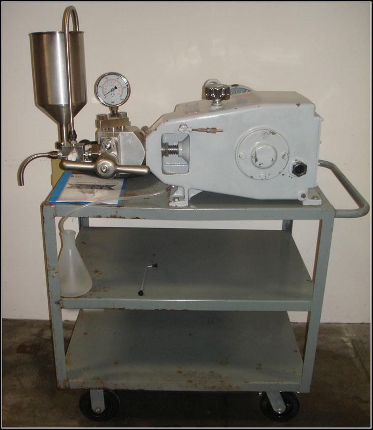 Used APV Gaulin 15MR 8TA for sale by AnytimeLabTrader, LLC | used