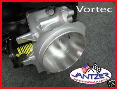 jantzerperformance : 4 3 5 0 5 7 Vortec Ported Throttle Body GM S10