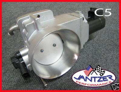 jantzerperformance : CORVETTE C5 97 - 04 Ported Throttle