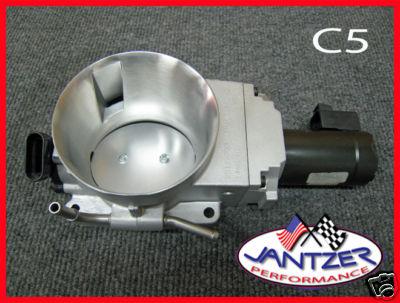 Drive By Wire >> jantzerperformance : CORVETTE C5 97 - 04 Ported Throttle ...