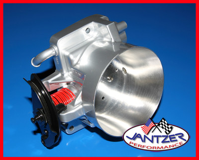 Most Reliable Truck Ever >> jantzerperformance : LS1 Ported & Powdercoated Throttle Body TB 98 - 02 Camaro Firebird GTO ...