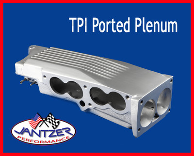 jantzerperformance : TPI Ported Plenum 85 - 92 Camaro