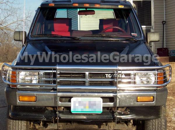 84 88 85 86 toyota pickup 2wd truck brush grill guard ebay. Black Bedroom Furniture Sets. Home Design Ideas