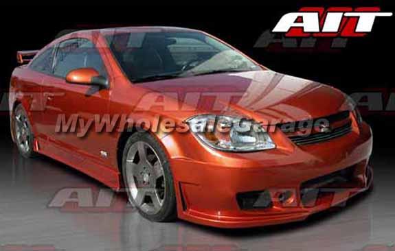05 08 chevrolet cobalt 4dr zen body kit front bumper 06 ebay for 05 chevy cobalt 4 door
