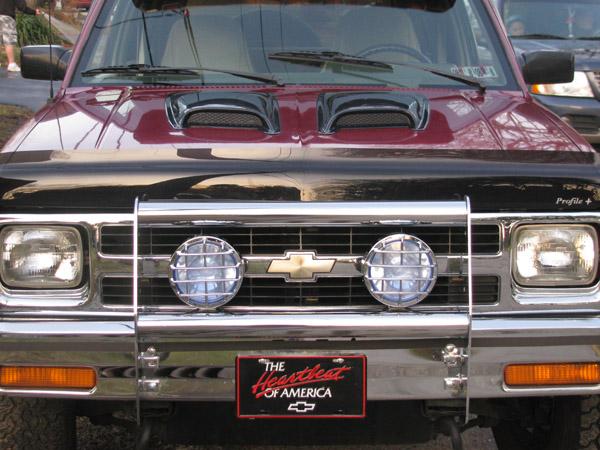 1995 chevy s10 brush guard
