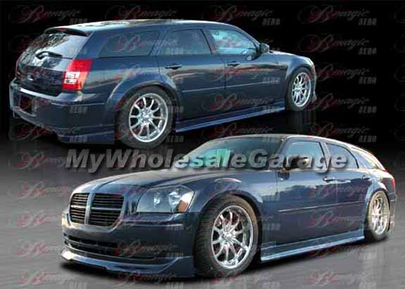 2005 - 2008 Dodge Magnum R/T Full Body Lip Kit