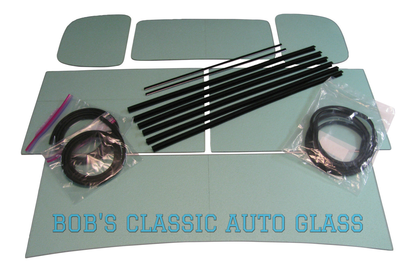 1928 1929 Ford Model A Coupe Classic Auto Glass &