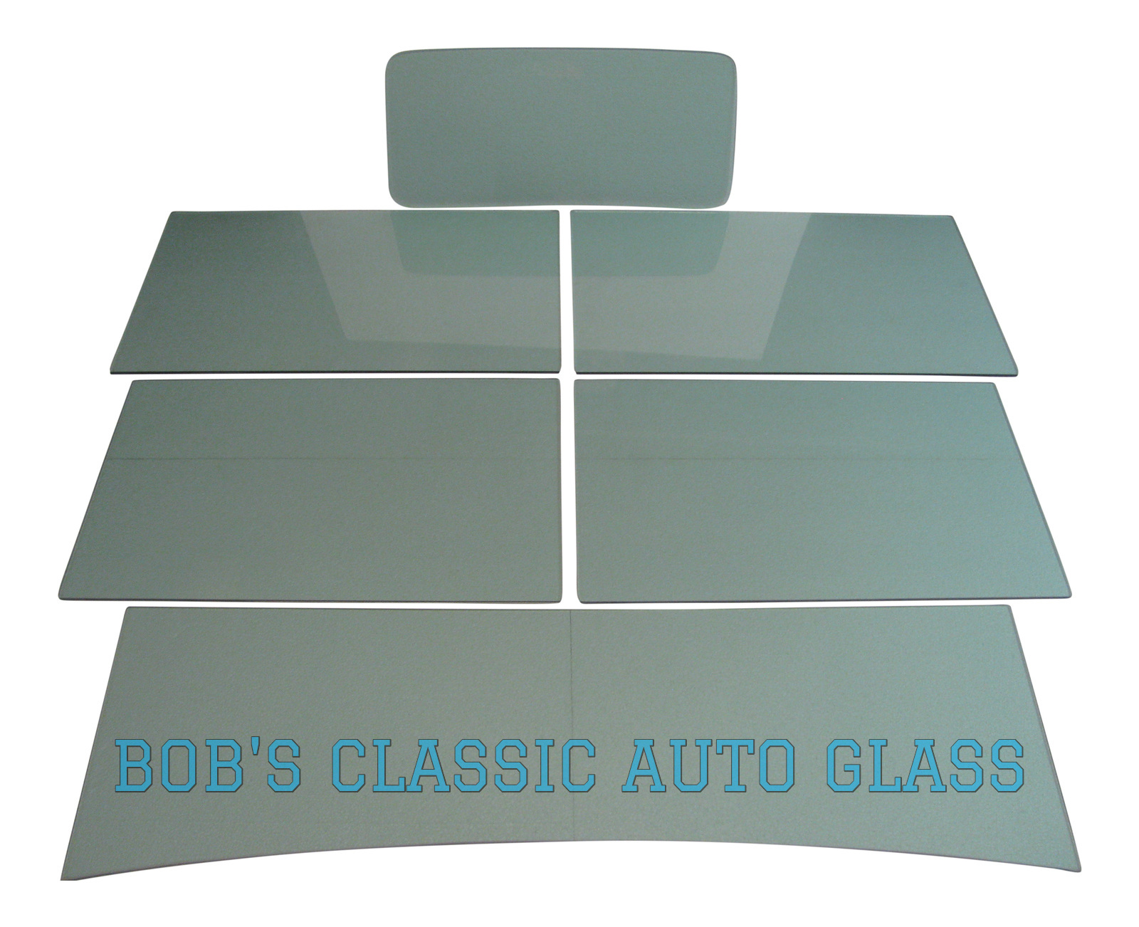 1930 OLDSMOBILE TUDOR SEDAN CLASSIC AUTO GLASS VIN