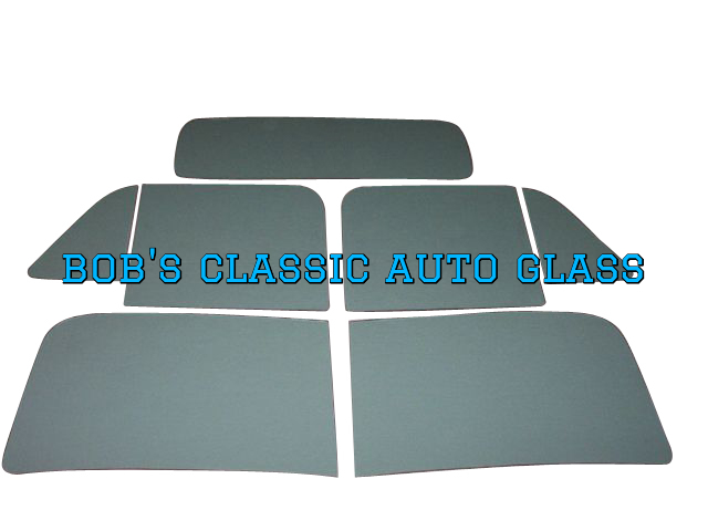 1941-1948 Chevrolet Sedan Delivery Flat Glass Kit