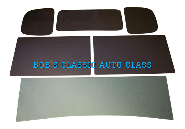 1931 OLDSMOBILE TUDOR SEDAN CLASSIC AUTO GLASS VIN