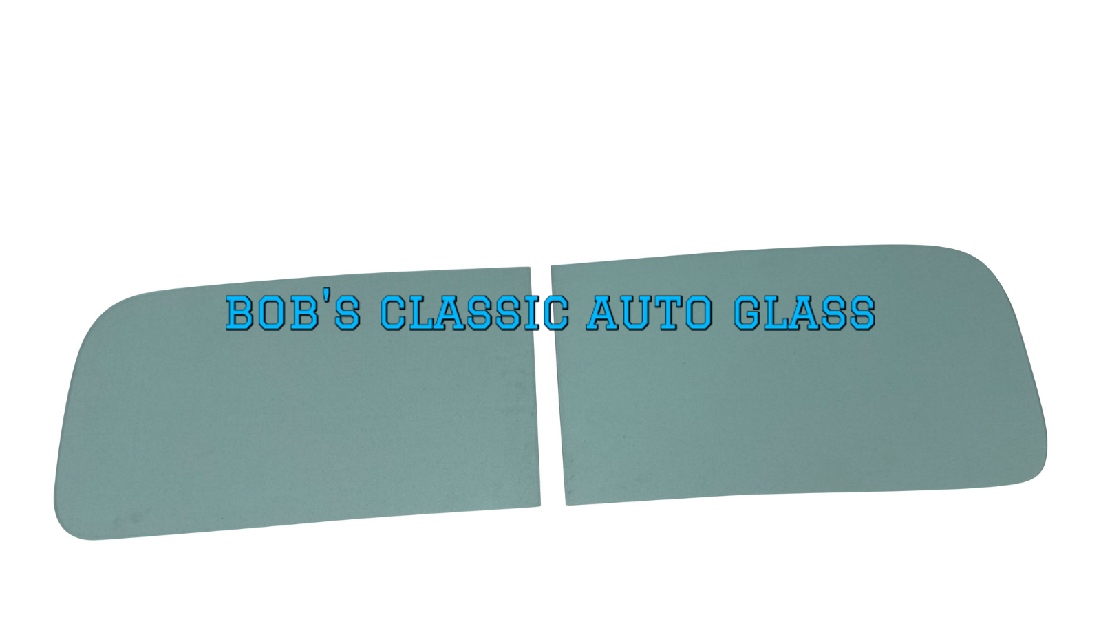 1942 1946 1947 Hudson 2pc Windshield Classic Auto