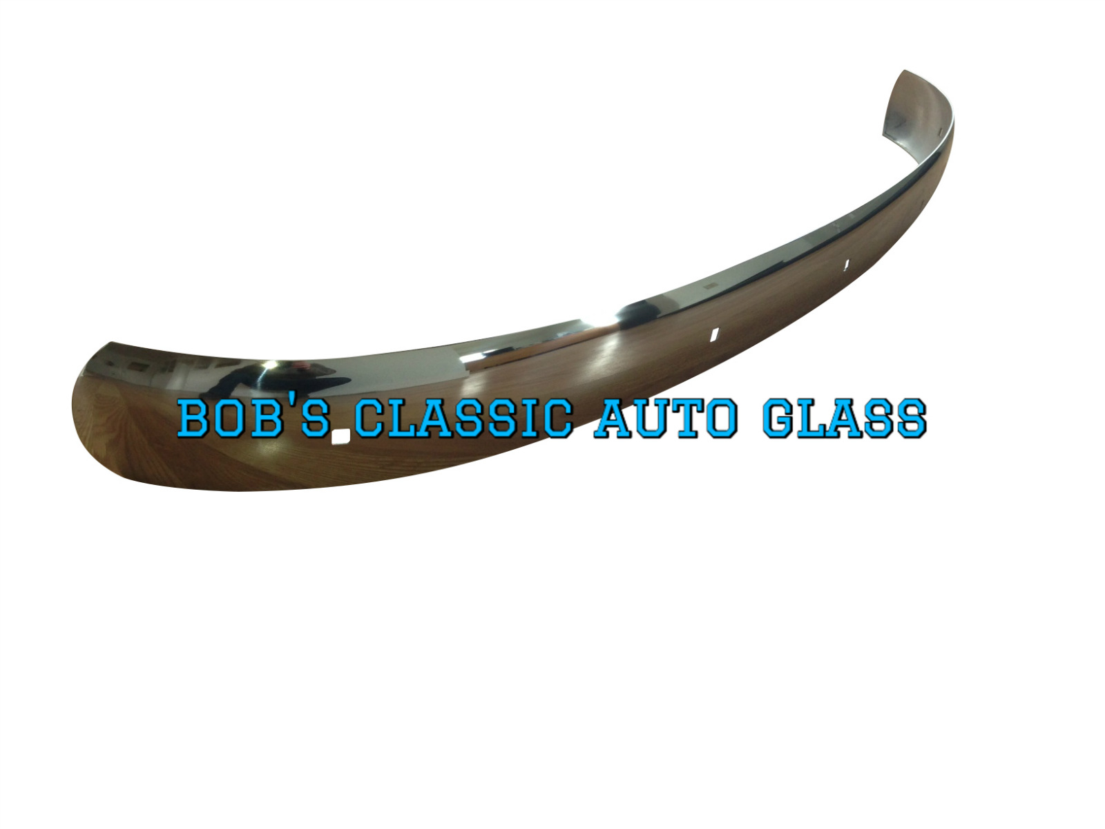 1948 - 1954 CHEVROLET GMC TRUCK STAINLESS FRONT BU