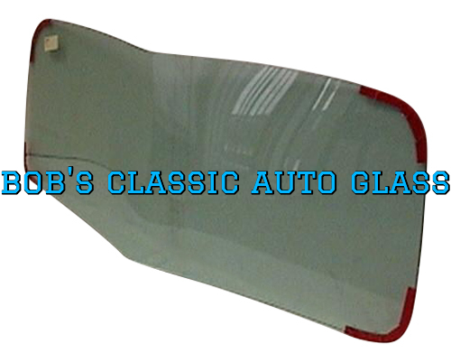 1937 1938 CUSTOM 1 PIECE CURVED WINDSHIELD CLASSIC