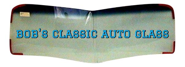 1939 - 1946 CHEVROLET GMC PICKUP 1 PIECE WINDSHIEL
