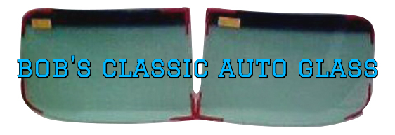 1951 1952 1953 KAISER 2 PIECE WINDSHIELD CLASSIC A