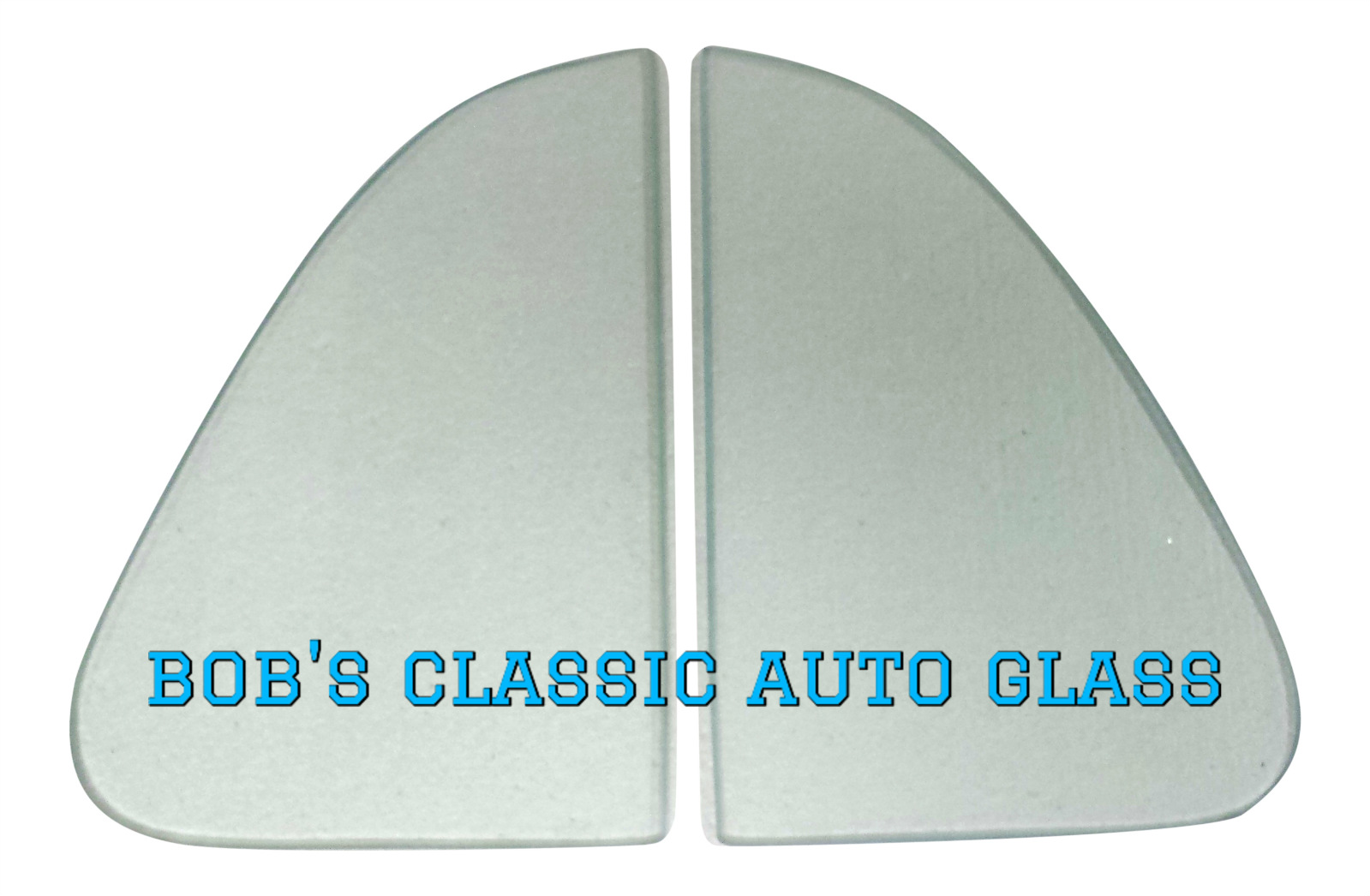 1948 - 1964 Willys Pickup Truck Wagon Vent Glass N