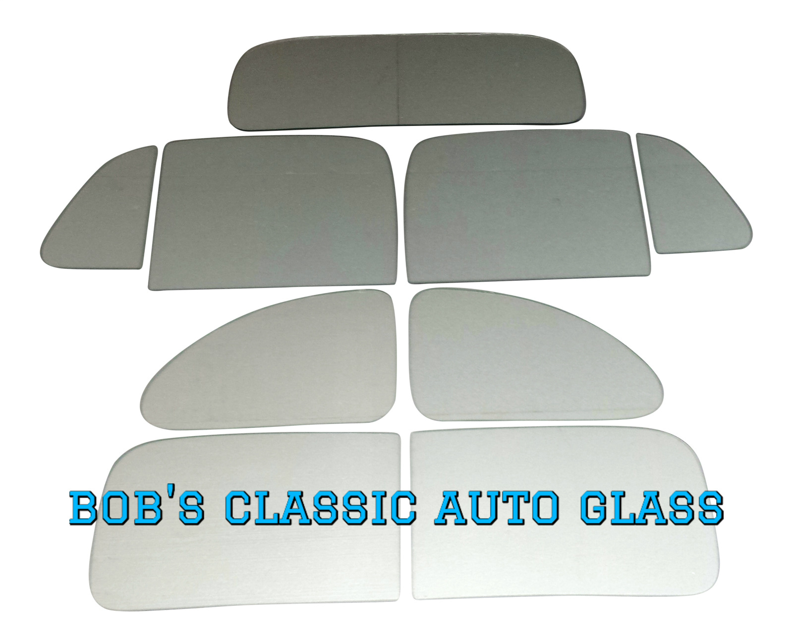 1936 Chevrolet 5 Window Coupe Glass Classic Auto Glass New Vintage ...