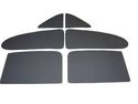 1949 1950 1951 Lincoln 2 Door Coupe Flat Glass Kit