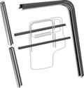 1937 1938 Chevrolet Coupe Glass Weatherstrip Kit S