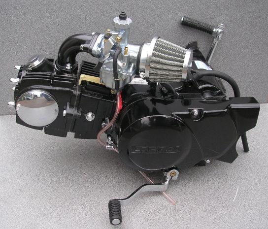 Lifan Cc Semi Auto on Motor Pit Bike Ssr 110 Semi Auto