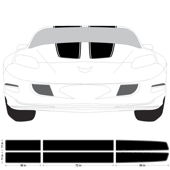 racing stripes coloring pages - photo#4