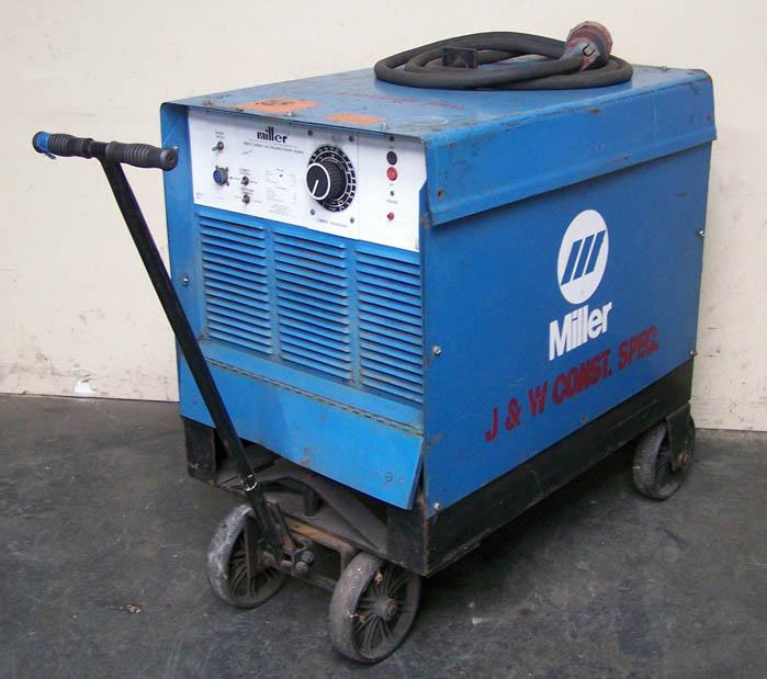 miller electric welding machine