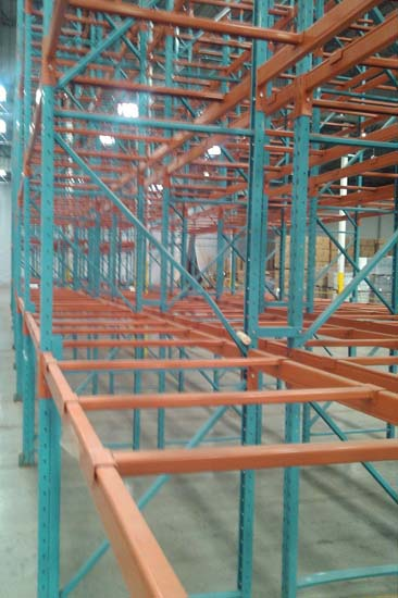 pallet rack: Pallet Racking Shipping Weight