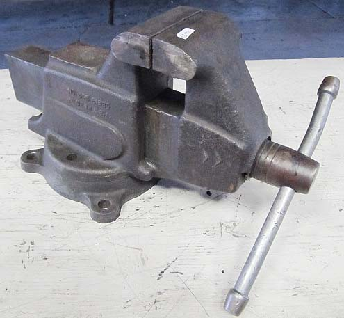 Vintage Craftsman 506 51830 4 Bench Top Vise Ebay