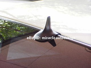 Dummy antenna gps unit solid inside for mercedes benz for Mercedes benz antenna cap