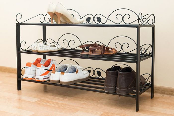 shoe shelf mi 3 shelf rack 92cm shoe cabinet 21235 shoe. Black Bedroom Furniture Sets. Home Design Ideas
