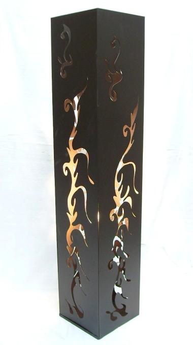 feuers ule 80cm feuerkorb 11651 feuerschale aus metall. Black Bedroom Furniture Sets. Home Design Ideas