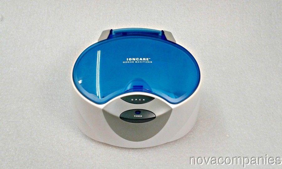 Ion Ozone Sanitizer - Toys Dentures Phones Sponges