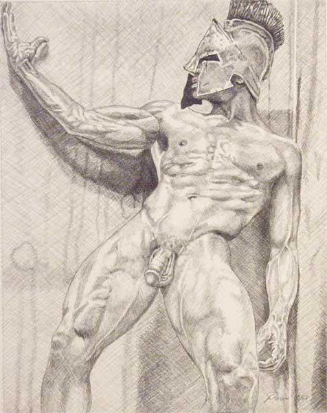 Gay Roman Art 117