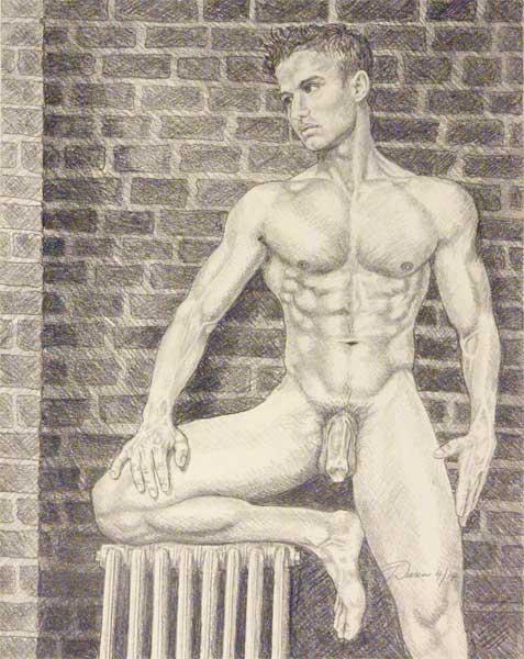 Homme Noir Gay 32