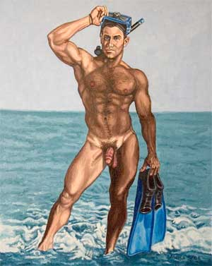 from Beckett gay snorkeling