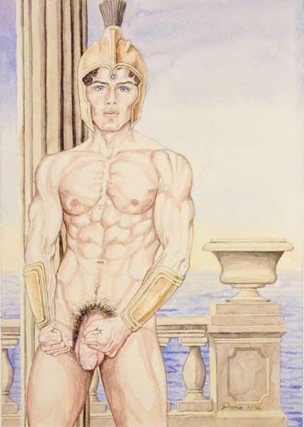 naked greek gods boys