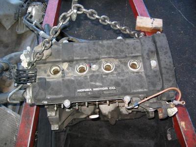 94 95 Acura Integra Oem Complete Engine Motor B18b1 Ls Rs
