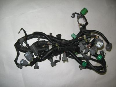 92 95 honda civic oem engine motor wiring wire harness loom ex vtec mt sohc