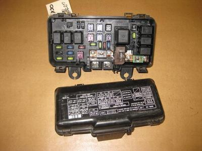 04 07 honda s2000 oem under hood fuse box fuses relays and 04 07 honda s2000 oem under hood fuse box fuses relays and cover
