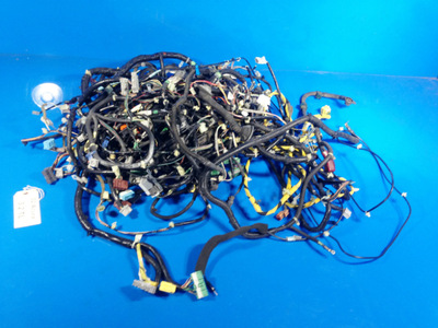 02 03 acura tl oem interior engine bay wiring harness loom wires this is a complete interior wiring harness removed from a 02 acura tl base model includes all the wiring from the vehicle except for the engine harness and