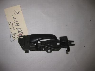 Acura Integra on 90 93 Acura Integra R Interior Door Handles Blk 2d   Ebay