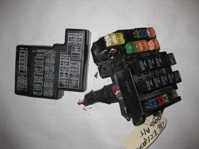 2001 eclipse fuse box diagram 95-99 mitsubishi eclipse oem under hood fuse box fuses | ebay 1995 eclipse fuse box