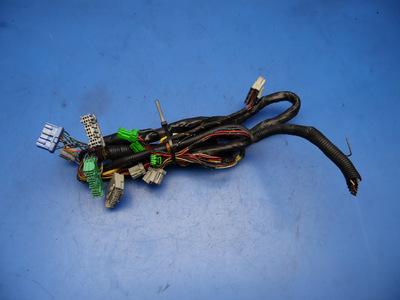 92 93 civic oem radio dash gauge cluster wiring harness ex m t 92 93 civic oem radio dash gauge cluster wiring harness ex m t cut radio plug