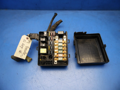 88 89 honda prelude oem under hood fuse box & fuses relays *flaw 2 honda fuse box diagram this is a under hood fuse box removed from a 89 honda prelude si \u003e\u003e\u003e\u003e\u003e\u003e\u003e please read below\u003e\u003e