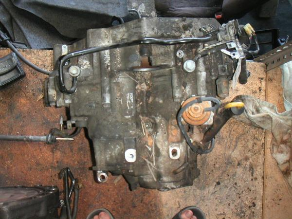 Acura Integra OEM Automatic Transmission With Torque Converter - Acura integra transmission
