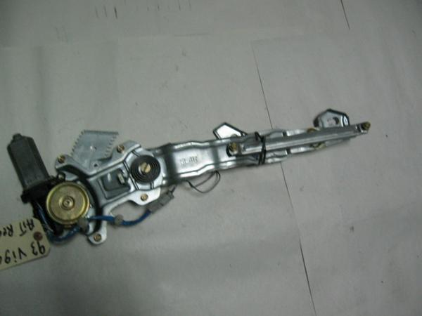 Details About 92 94 Acura Vigor OEM Rear Right Passenger Window Motor And Regulator