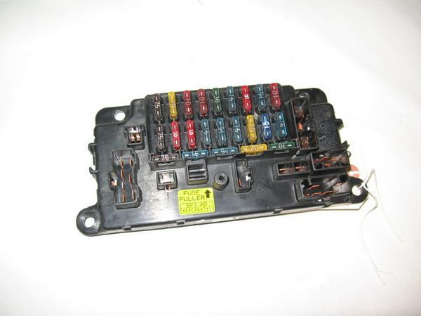 1139972263922_1139635957744_IMG_0021 88 91 honda prelude oem inside interior in dash fuse box block 1986 Nissan 300ZX Interior at mifinder.co