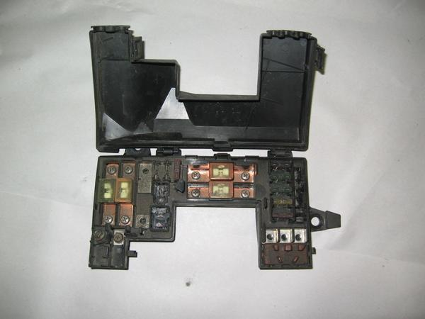 1147521162777_1147951286196_IMG_0582 90 93 acura integra oem under hood fuse box with fuses and relays 95 Integra Fuse Box Diagram at creativeand.co