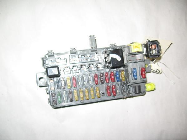 92-95 honda civic oem indash fuse box w/ fuses etc   ebay 92 318is fuse box diagram 92 civic fuse box #6
